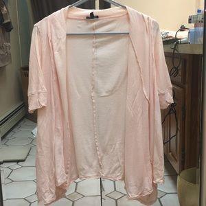 Pink Express Cardigan
